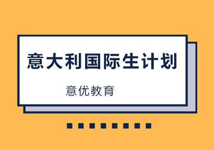 北京意優教育_意大利留學國際生計劃