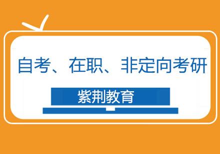 北京自考、在職、非定向考研介紹!