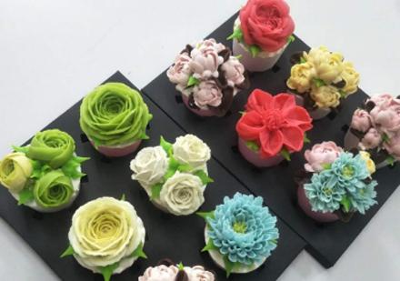 蛋糕烘焙韩裱培训课程