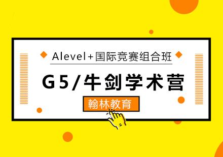 G5/牛剑学术营