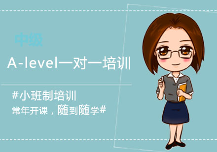 上海A-level培訓-A-level一對一培訓