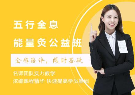 上海中醫師培訓-五行全息能量灸公益班