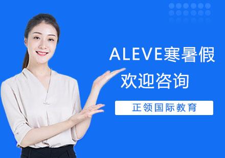 上海A-level培訓-ALEVE寒暑假培訓