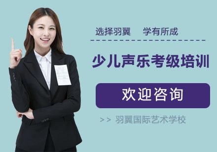 上海職業技能培訓-少兒聲樂考級培訓