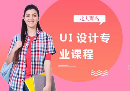 上海電腦IT培訓-UI設計專業課程