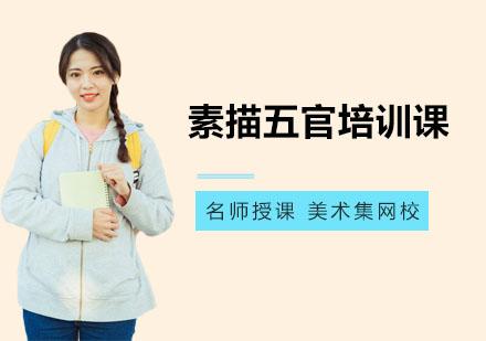 上海美術培訓-素描五官培訓課