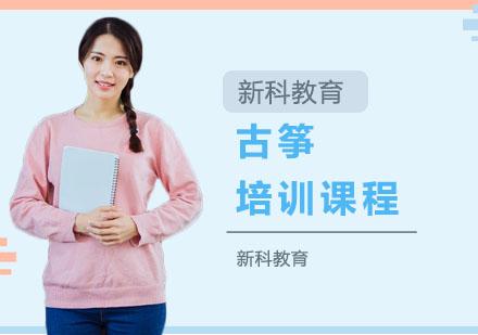上海藝考培訓-古箏培訓課程