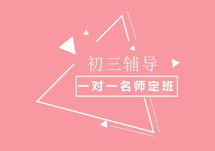 北京初中輔導培訓-北京初三一對一名師定制班