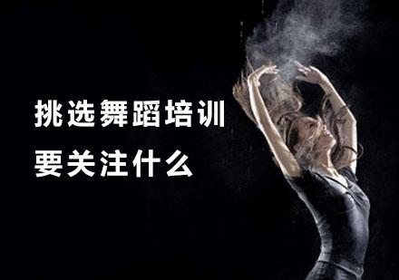 北京學習網-挑選舞蹈培訓要關注什么