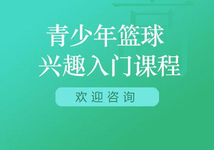 北京少兒籃球培訓-北京青少年籃球興趣入門課程