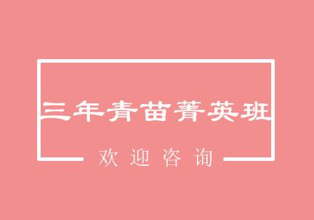 北京西點培訓-北京三年青苗菁英培訓班
