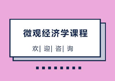北京國際擇校培訓-北京微觀經濟學課程