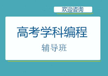 北京高考學科編程輔導班