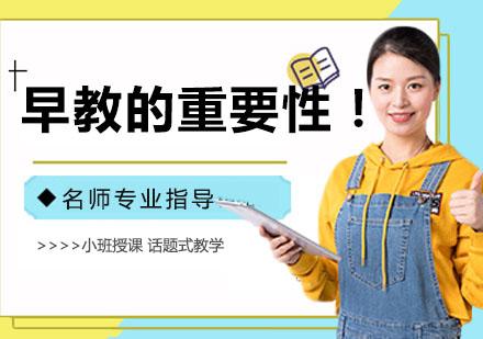 天津學習網-早教的重要性!
