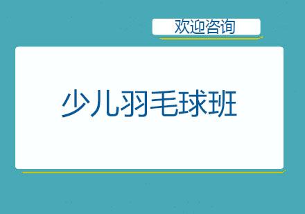 北京夏令營培訓-北京少兒羽毛球班