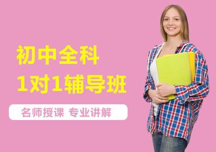 上海中小学培训-初中全科1对1辅导班