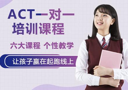 天津ACT培訓-ACT一對一培訓課程