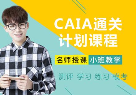 天津經濟師培訓-CAIA通關計劃課程