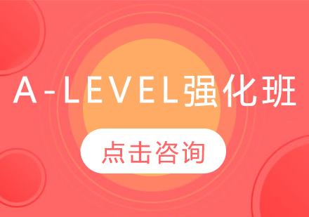 濟南新東方教育_A-LEVEL強化班