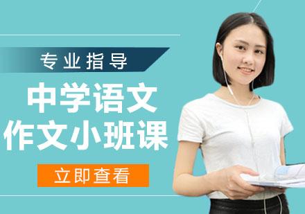 天津初中輔導培訓-中學語文作文小班課