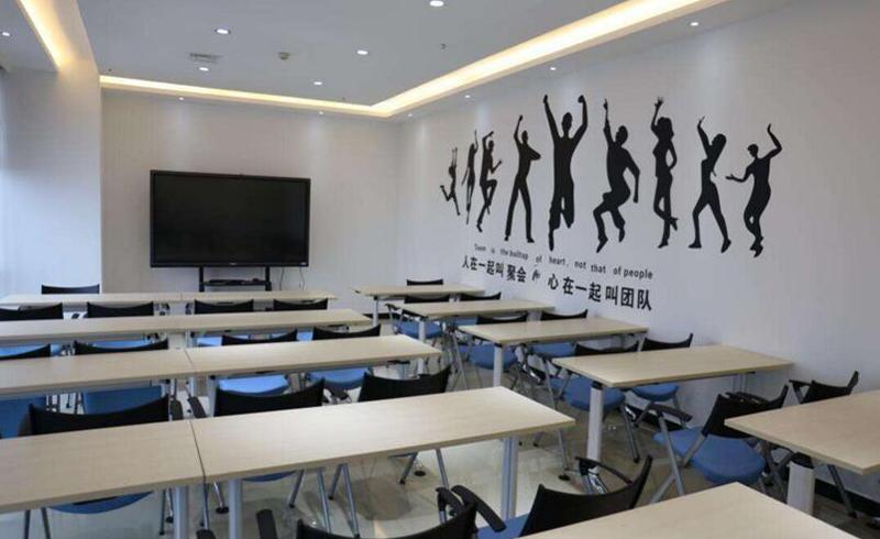 北京優路職業培訓學校_優路校區教學環境