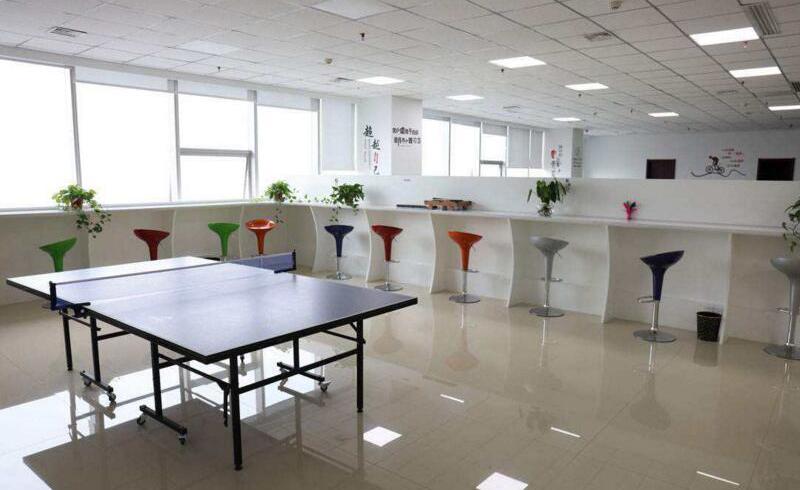 北京優路職業培訓學校_校區休息活動室