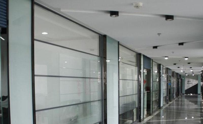 西安圣得蘭形象設計學院_圣得蘭走廊環境