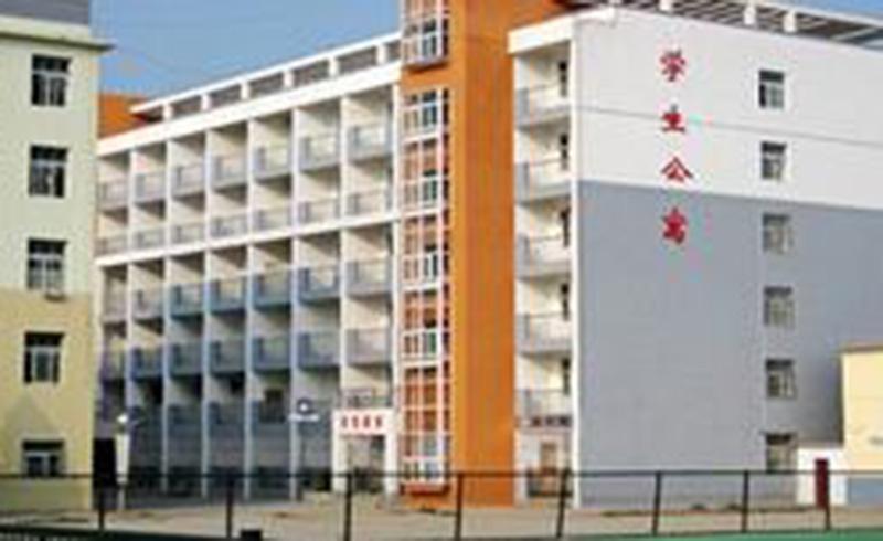 广州东南国际烹饪学校_校区一角