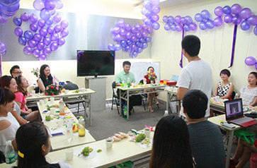 重慶匯名教育培訓學校_校區環境