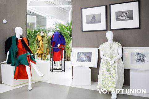 重慶維歐國際藝術教育_服裝設計培訓室