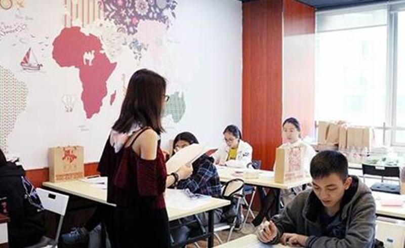 廣州學為貴_授課環境