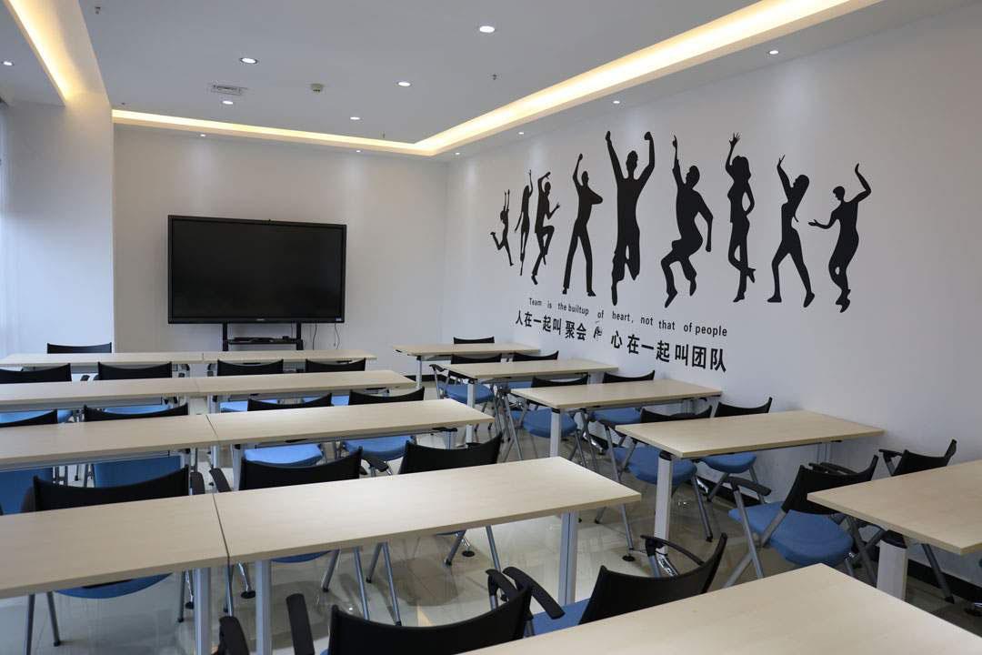 重慶恒企會計教育_培訓室