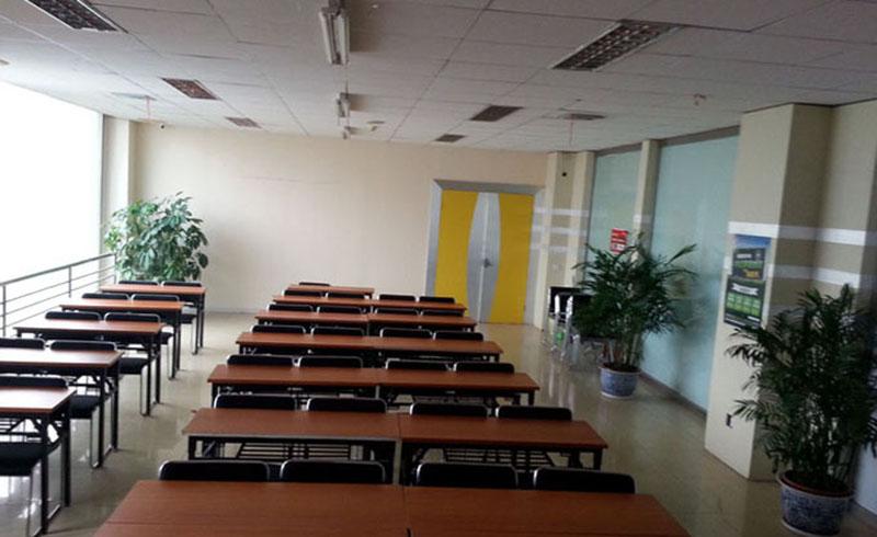 上海中公會計_教室環境