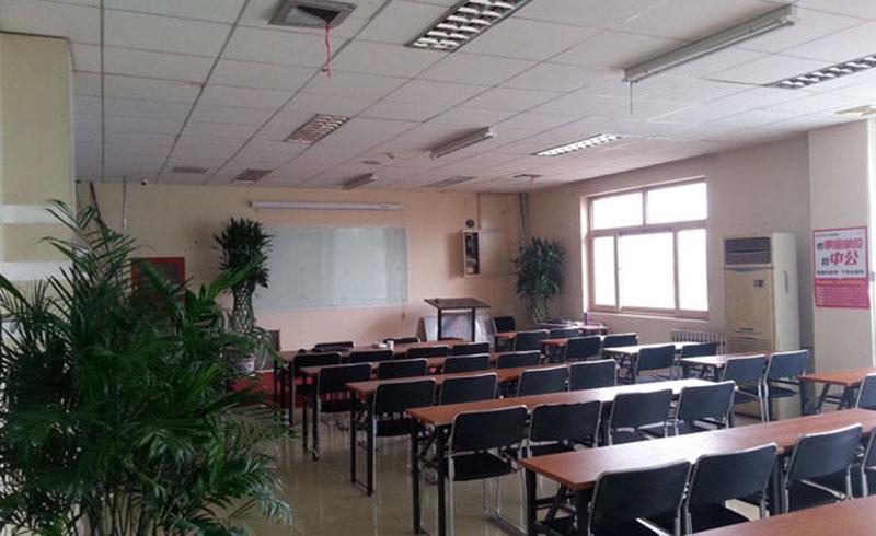 上海中公會計_教室周邊環境