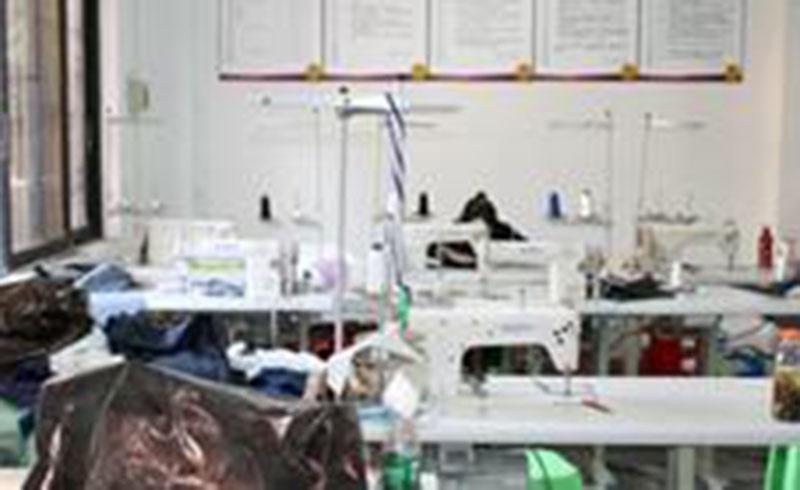 廣州香港服裝學院_課堂環境
