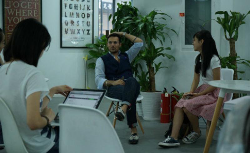 北京SIA國際藝術教育_學校環境