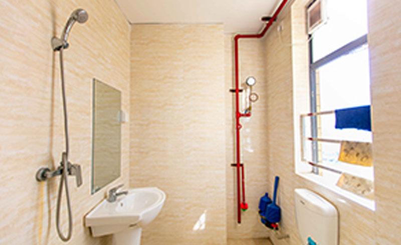 青島賽普健身_寢室浴室