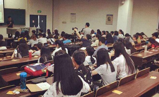 上海精銳留學_課程學習