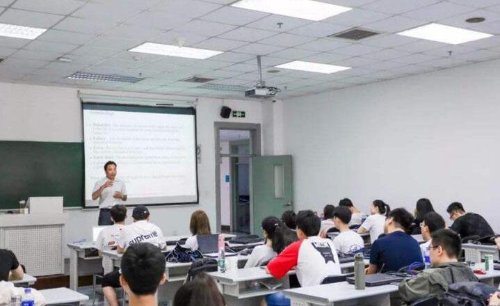 上海方引教育_專家授課
