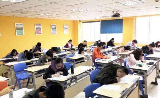 上海五星教育_學習氣氛