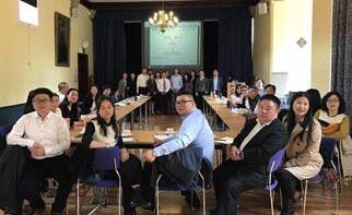 上海新與成商學院_專家授課