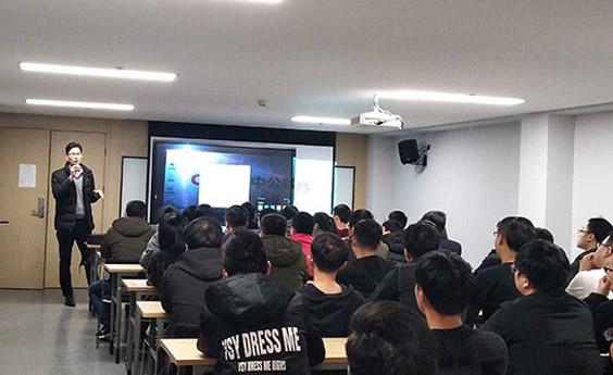 重慶中公優就業_課堂教學環境
