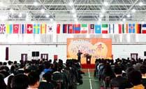 上海楓葉國際學校_校內舉辦活動