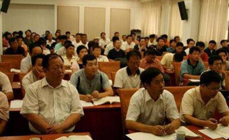 廣州魯班培訓中心_開課氛圍