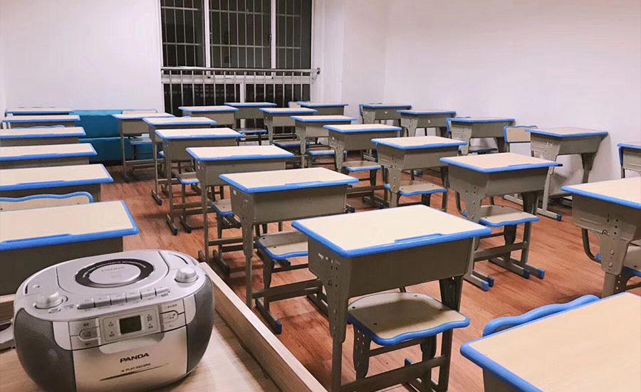 上海新舟教育_教室環境