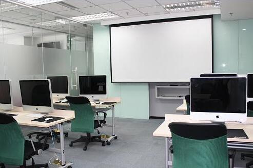 多媒體教室環境