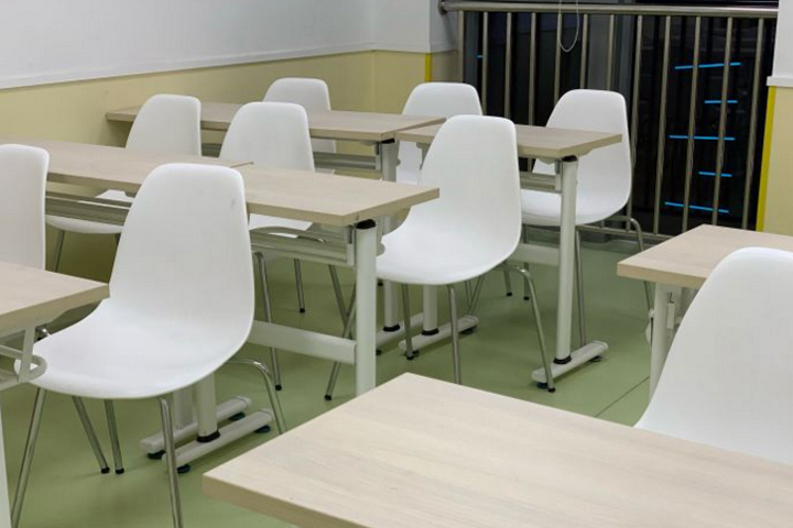 福州昂立新課程_教室環境