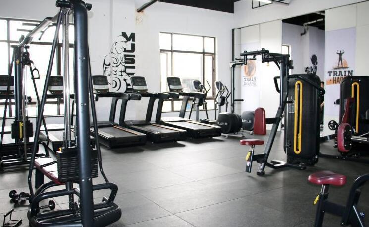 上海體適能健身培訓_校內環境