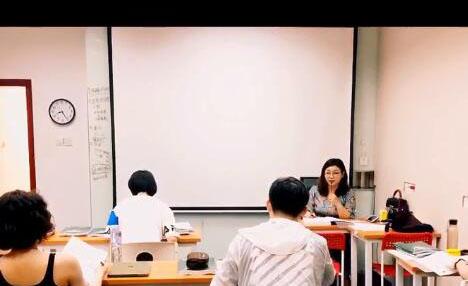 上海瀾大教育_老師授課
