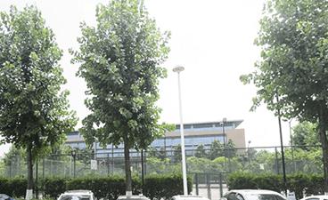 上海五星體育_校區環境